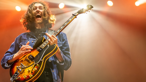 Hozier - Joining an all-star line-up on RTÉ One on Friday, June 26 at 8:00pm