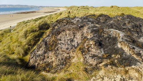 A number of recent beach parties have resulted in dune fires and significant littering