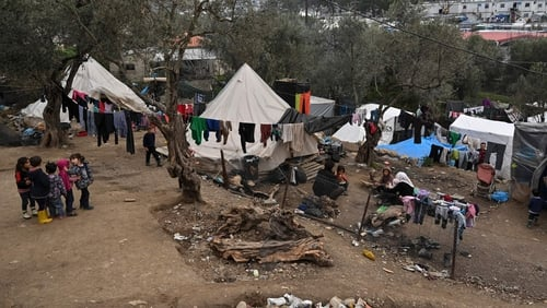 Figures for the number of people displaced have been rising since 2012