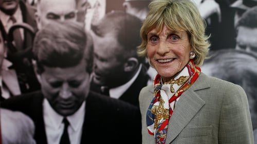 JFK's sister Jean Kennedy Smith has died aged 92