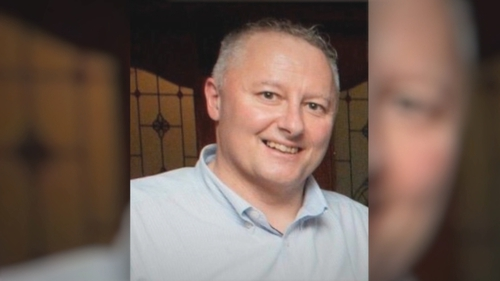 Detective Garda Colm Horkan died last year