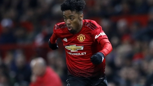 Angel Gomes is out of contract from Tuesday