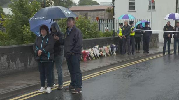 Murder investigation launched after senior garda Colm