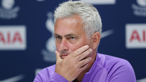 Jose Mourinho has won the Europa League twice before