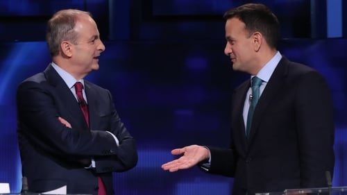 If a government is formed, Mr Martin and Mr Varadkar have agreed to share the taoiseach role (Photo: RollingNews.ie)