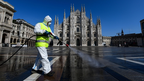Study found genetic traces of Sars-CoV-2 in samples of waste water collected in Milan and Turin at the end of last year