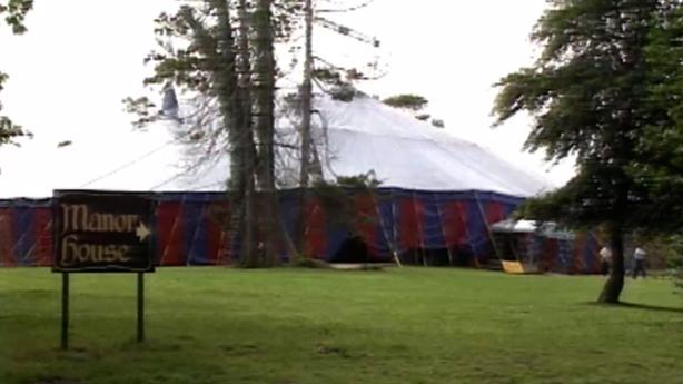 Tent in Adare County Limerick