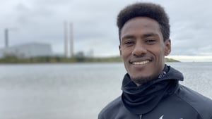 Hiko Tonosa, who is originally from Ethiopia,arrived in Ireland in 2017