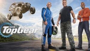 Top Gear trio