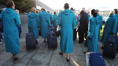 Unions at Aer Lingus have called for urgent meetings with management (File Pic: Rollingnews.ie)