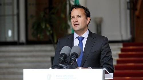 Taoiseach Leo Varadkar has eased many Covid-19 restrictions (Pic: RollingNews.ie)