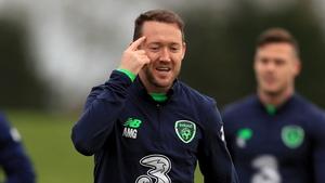 McGeady has 93 caps for Ireland
