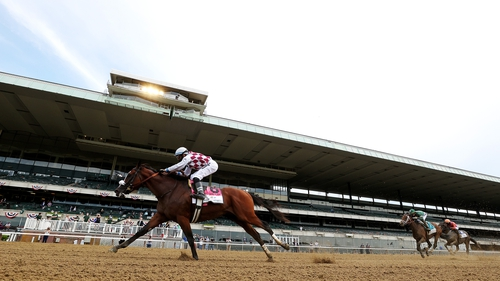 Tiz The Law secures Belmont Stakes in NY