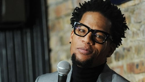 Comedian DL Hughley tests positive for coronavirus after collapsing onstage