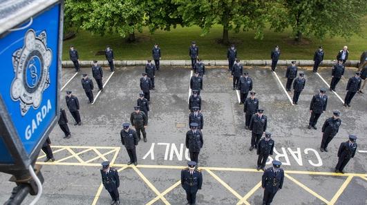 Roscommon Garda Commemoration