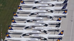 Lufthansa, which employs around 138,000 people, said it has a personnel surplus of 22,000 full-time positions