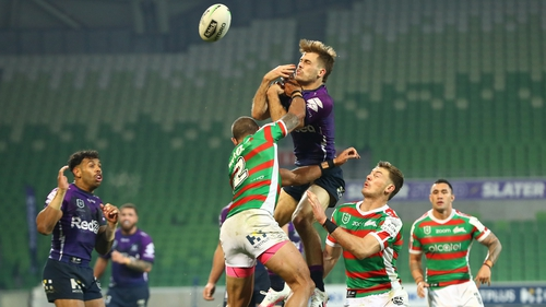 The Storm won't be playing at AAMI Park this weekend