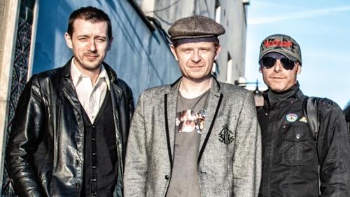 Mick Lennox, Craig Walker, and Keith Walker of Power of Dreams