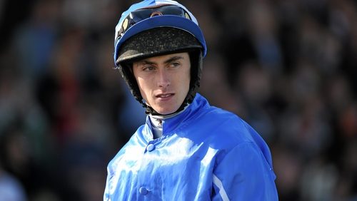 Emmet Mullins was a jockey for nine years before turning his hand to training