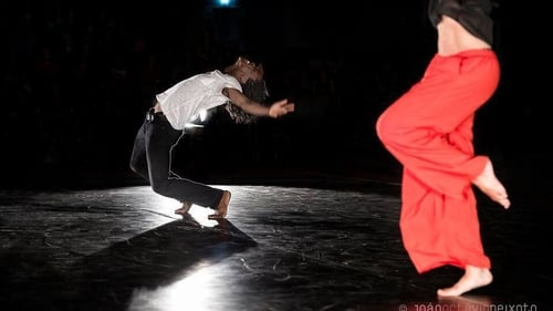 Mufutau Yusuf is one of the performers at this year's Dancer from the Dance: Festival of Irish Choreography