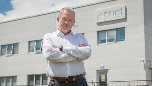 Peter McCarthy, Enet CEO, said that now more than ever it is important that businesses continue to make sensible investments that will prime them for future growth