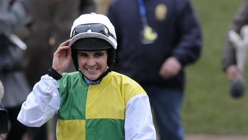 Liam Treadwell rode more than 300 winners