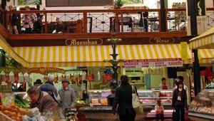Cork's English Market, home to many family businesses for generations