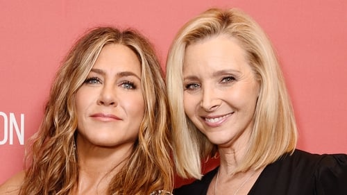 """Kudrow: """"I have a commitment issue since Friends, to be honest with you."""""""