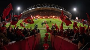 'Naming rights to Thomond Park is certainly one of the things on the table'