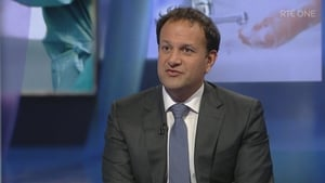 Leo Varadkar said he did not rule out being elected again as Taoiseach for a day so he could appoint 11 Senators