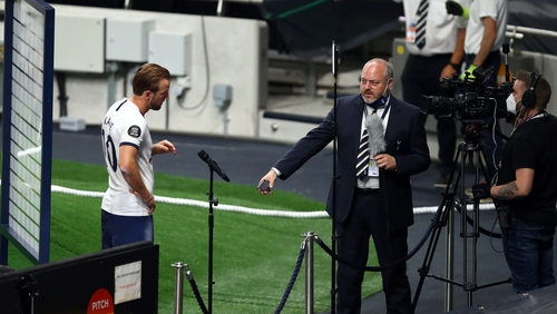 Harry Kane believes he has made the most of his enforced absence
