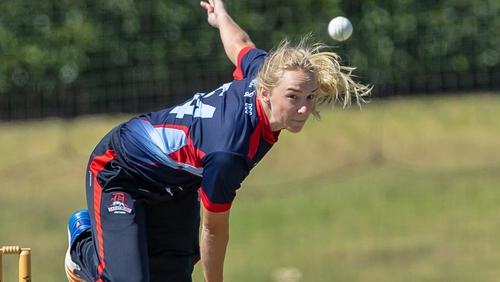 Kim Garth has moved to Australia to play professionally