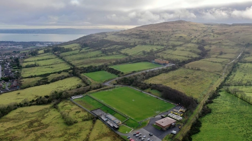 Naomh Eanna are one of the clubs reopening today
