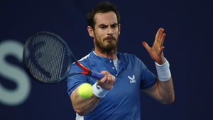 Andy Murray was dispatched by Felix Auger Aliassime in the second round of the US Open in straight sets