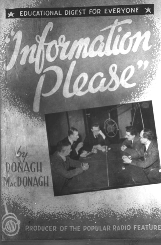 Information Please Radio Programme