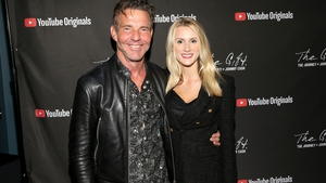 Dennis Quaid and Laura Savoie - Shared photos of their big day with People magazine