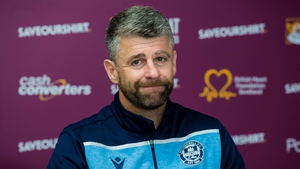 Stephen Robinson is in the mix for the Northern Ireland job