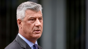 Hashim Thaçi, president of Kosovo, was charged today over his role in the 1990s conflict