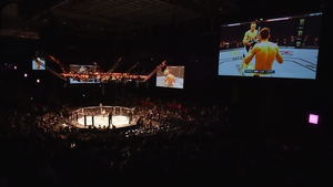 The 3Arena hosted a UFC event back in 2015