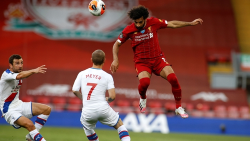 Head and shoulders ahead of the pack: Mo Salah is the most expensive player in the Fantasy Premier League at present