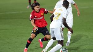 Luka Romero made history on Wednesday evening