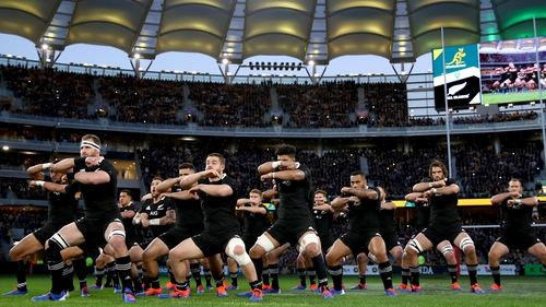 The All Blacks are expected to play the Wallabies in a four-Test series this year