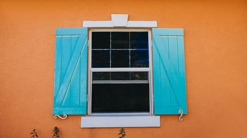 Opening windows more often and for longer can reduce the number of airborne particles we are likely to breathe in