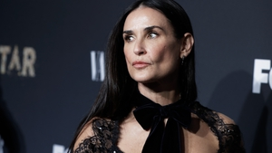 Demi Moore - Playing the villain in Songbird