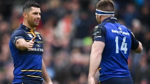 Rob Kearney and Fergus McFadden have been with Leinster since 2005 and 2007 respectively