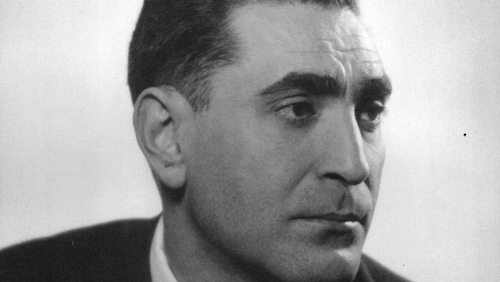 Alfred Hayes (1911-1985): celebrated, English-born screenwriter, novelist and poet