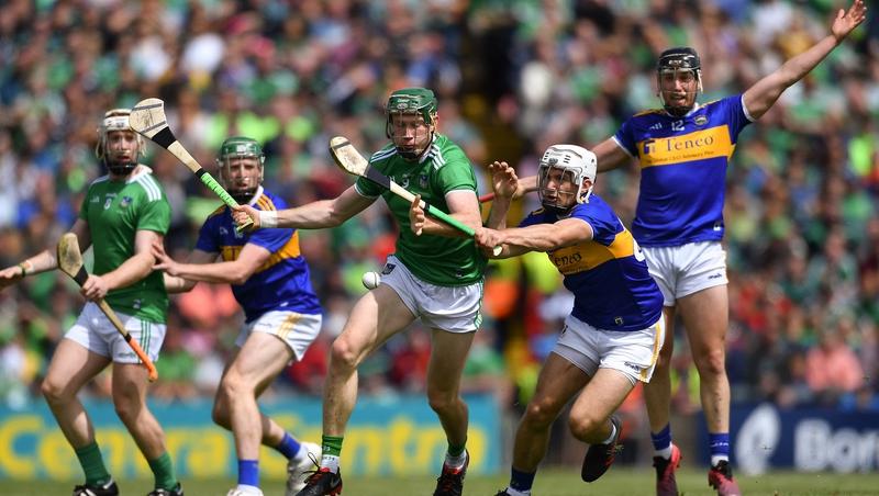 Tipp and Limerick met in last season's Munster decider