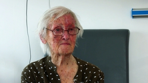 Maura Byrne was battling Covid-19 in hospital when her husband died