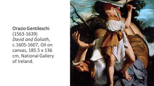 Where do I begin with Artemisia Gentileschi?