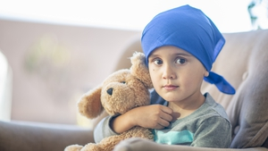 """""""Childhood leukaemia represents the most common cancer in children"""". Photo: Getty Images"""